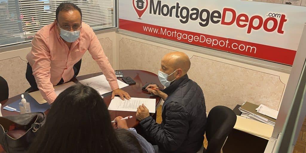 MortgageDepot, New York Mortgage Lender